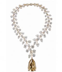 L'Incomparable el collar mas caro del mundo