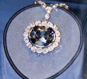 diamante maldito de la esperanza