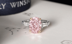 joyas mas caras del mundo - diamante rosa