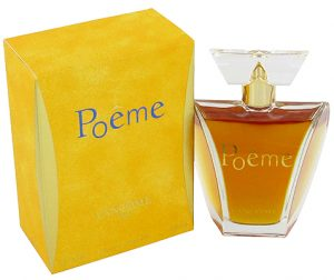 Poeme Lancome perfume femenino