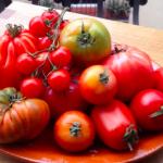 Los tomates tienen un gran poder antioxidante