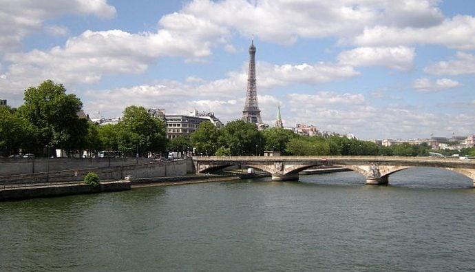 ciudades romanticas - paris