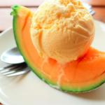 Cómo preparar helado de melón en casa