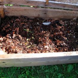 como hacer compost casero