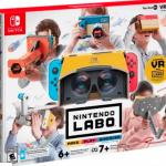 Llega la realidad virtual a Nintendo Labo