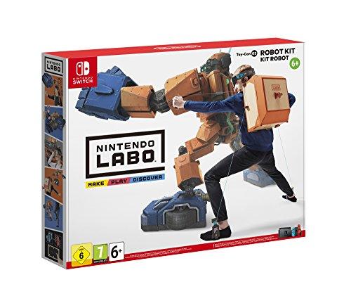 Nintendo Labo: Toy-Con 02 - Kit Robot - Nintendo Switch [Importación italiana]
