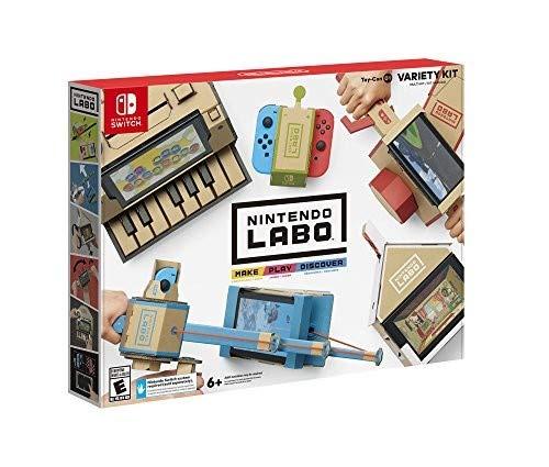 Nintendo Labo: Variety Kit for Nintendo Switch [USA]