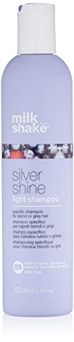 Milk Shake Silver Shine Light Champú 300 ml