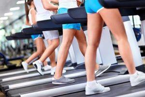 Ejercicio físico dieta piña y atun