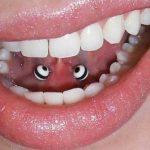 Piercing en el frenillo de la lengua: Cuidados y peligros